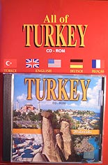 Audio CDs, books and Videos about Turkey !