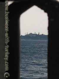 Bosphorus strait photo album