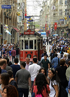 Beyoglu today