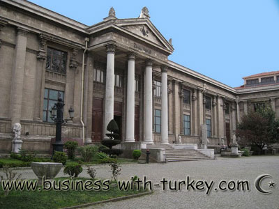Archeological Museum in Istanbul